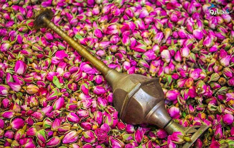 احداث موزه گل محمدی در بوستان سرخه حصار