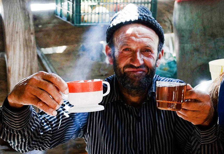 روستایی. قله درک فام. گیلان. البرز شرقی