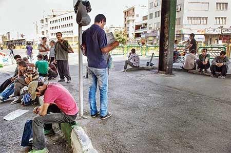 ۷۲ درصد جمعیت ایران کار نمیکنند