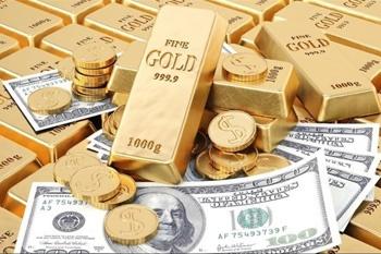 کاهش ۴.۳ دلاری قیمت طلا در بازار جهانی
