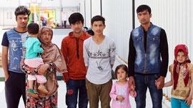 مهاجران در ایران