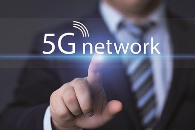 الجی اولین گوشی ۵G خود را عرضه میکند