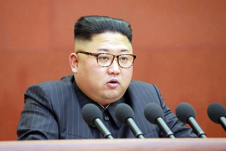 رهبر کره شمالی از تحریم های آمریکا انتقاد کرد