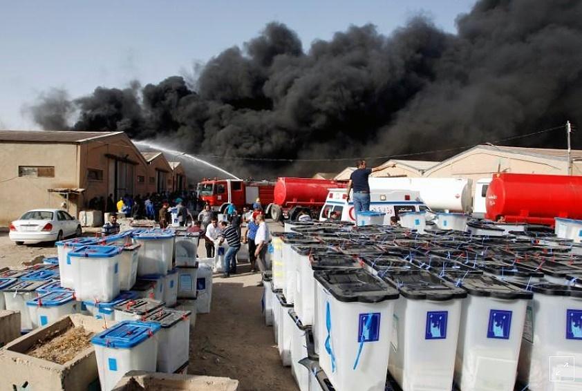 نتایج انتخابات پارلمانی عراق تایید نهایی شد