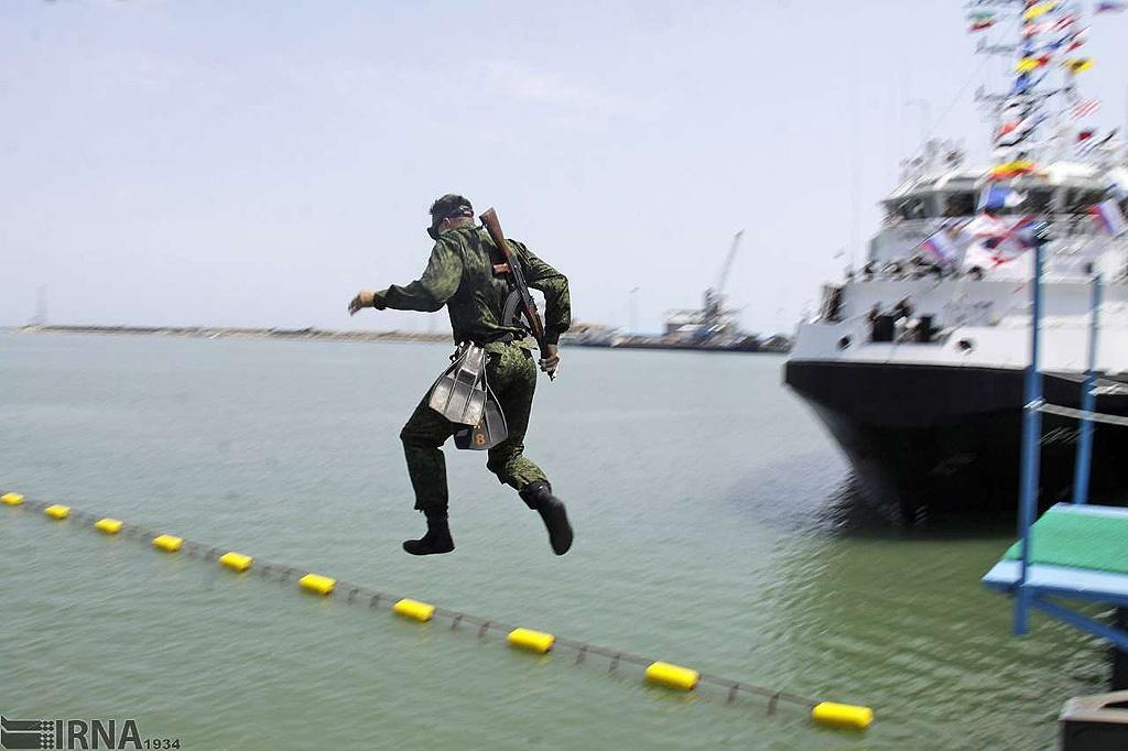 عکس روز |  رقابتهای بینالمللی ارتشهای جهان