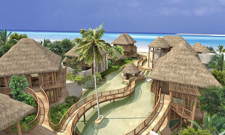 بهترین فرصت شغلی دنیا | فروشنده کتاب در رویاییترین ساحل مالدیو