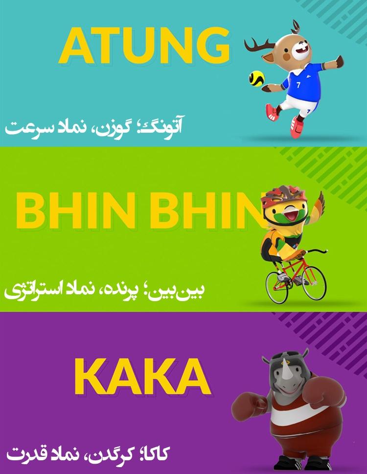 Asian Mascots Indonesia