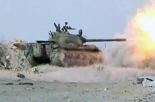 ادامه پیروزی های ارتش سوریه   پاکسازی کامل استان سویداء