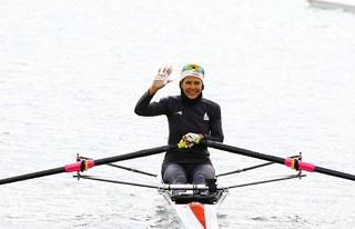 مسابقات رویینگ آسیایی؛ مهسا فینالیست شد، مجتبی نتوانست