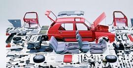 قطعات اتومبیل