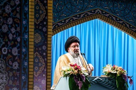 ۳۱ مرداد؛ گزارش نماز عید قربان تهران