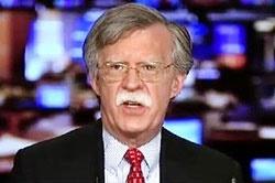 بولتون: سیاست آمریکا تغییر نظام ایران نیست | خواهان تغییرات در رفتار نظام هستیم