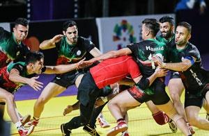 کبدی مردان ایران هم قهرمان شد