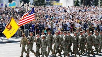 رژه استقلال اوکراین