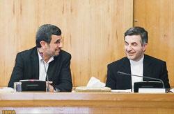مشائی احمدی نژاد