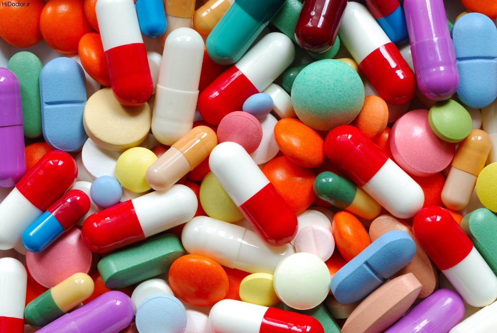 آشنایی با عوارض آنتیبیوتیکها