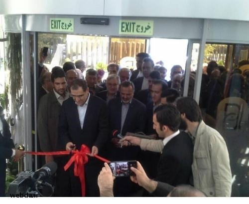 افتتاح بیمارستان چشم پزشکی در مشهد