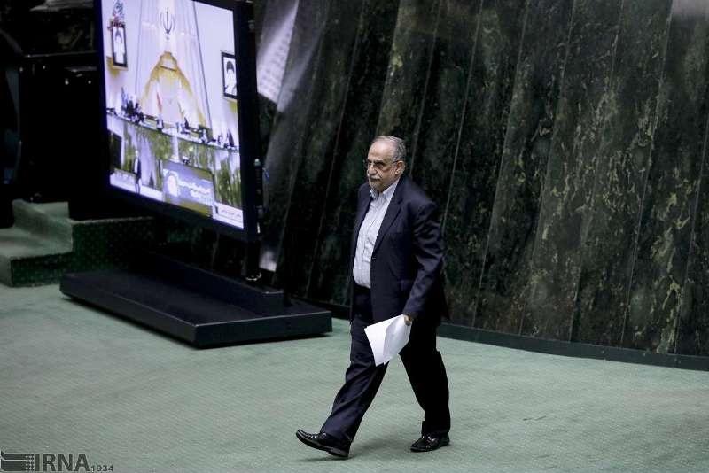 استیضاح مسعود کرباسیان