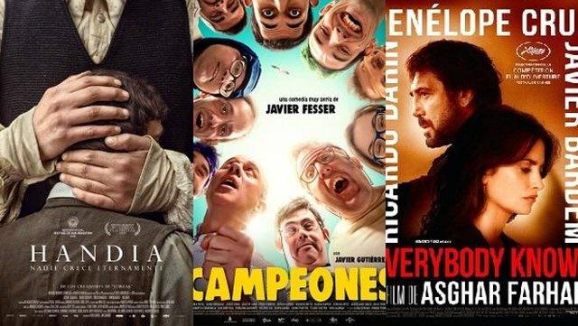 نامزدهای سینمای اسپانیا برای اسکار