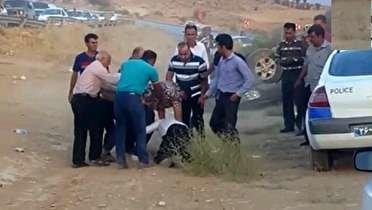دستور وزیر کشور برای برخورد قاطع با فردی که مامور پلیس را ضرب و شتم کرد