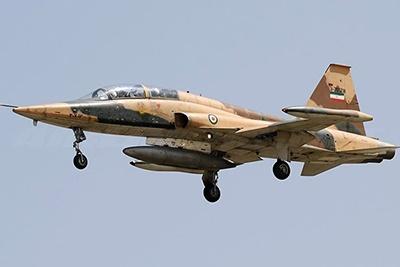 هواپیمای آموزشی در دزفول سقوط کرد | خلبان هواپیما به شهادت رسید