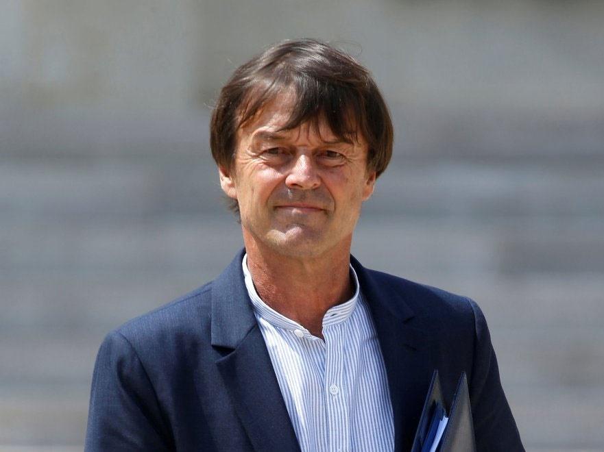 وزیر محیط زیست فرانسه استعفا کرد