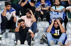 تشکر و عذرخواهی باشگاه استقلال از هواداران