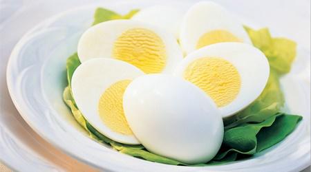 تخممرغ آبپز