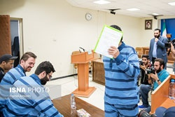 گزارش دومین جلسه دادگاه سه متهم اخلال در نظام اقتصادی