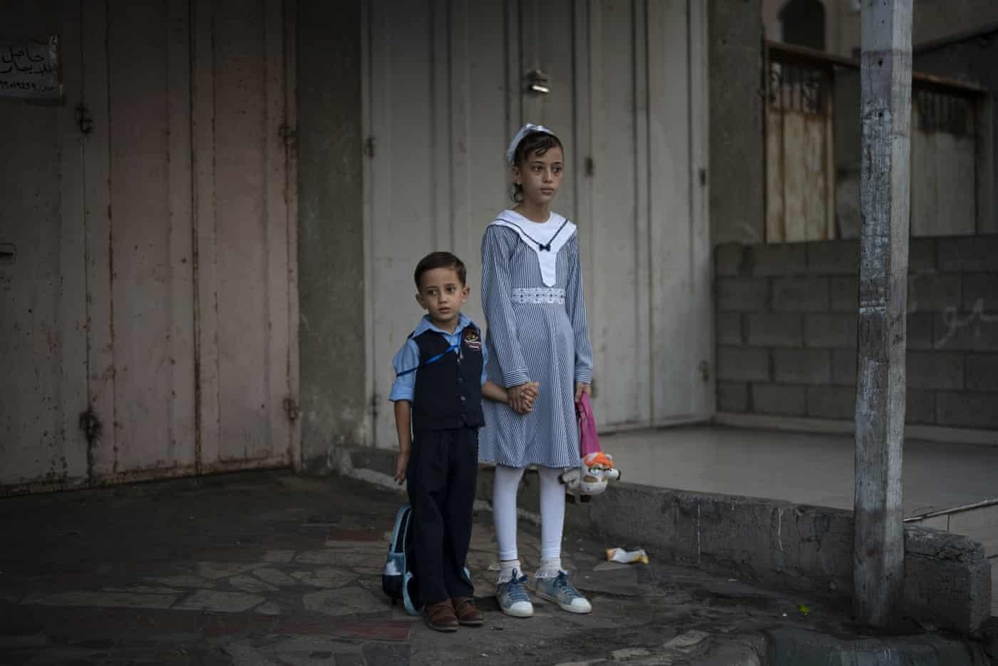 عکس روز: روز اول مدرسه