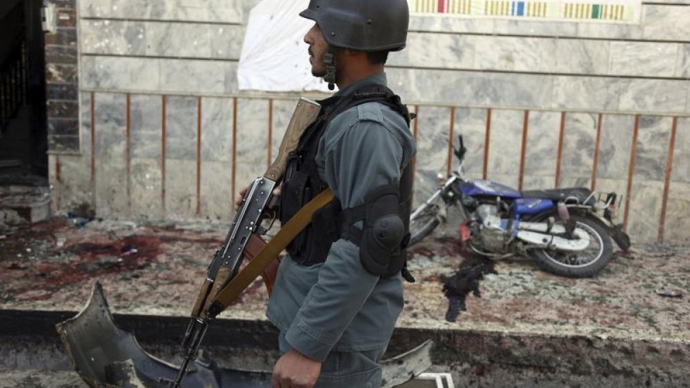 حمله به مسجد شیعیان در افغانستان ۲۵ کشته برجای گذاشت