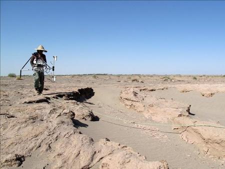 شناسایی ۵۰۰ گور باستانی در شهرستان ریگان
