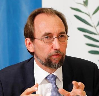 انتقاد کمیسر سازمان ملل از سوچی بهخاطر نسلکشی مسلمانان روهینگیا