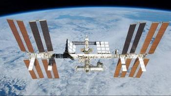 نشت اکسیژن از ایستگاه فضایی | مهار شد