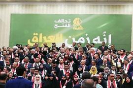 واکنش ائتلاف الفتح به برکناری رییس الحشد الشعبی