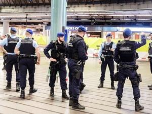 حمله با چاقو در ایستگاه راه آهن آمستردام