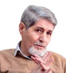 علیاکبر قاضیزاده/ مدرس روزنامهنگاری