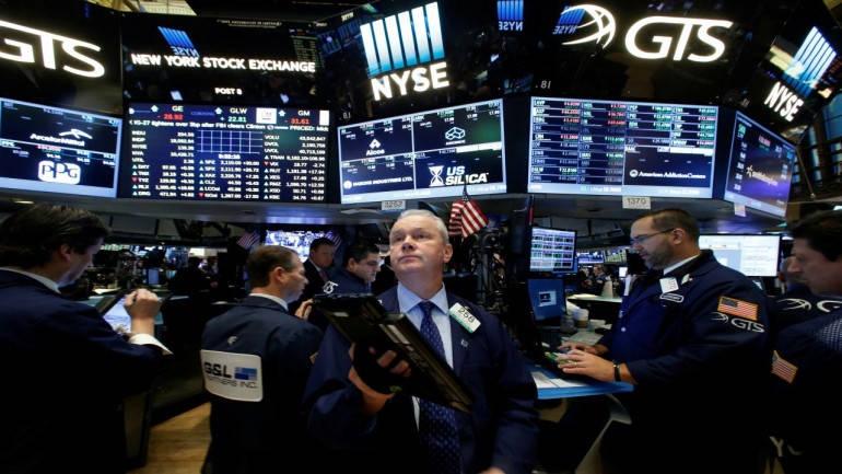 بازارهای مالی آمریکا در تب احتمال پیروزی دمکراتها قراردارد