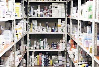 انبار داروهای احتکار شده به ارزش ۵ میلیارد تومان کشف شد