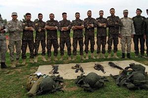 نیروهای مسلح ایران مقام دوم مسابقات حافظان نظم را کسب کردند