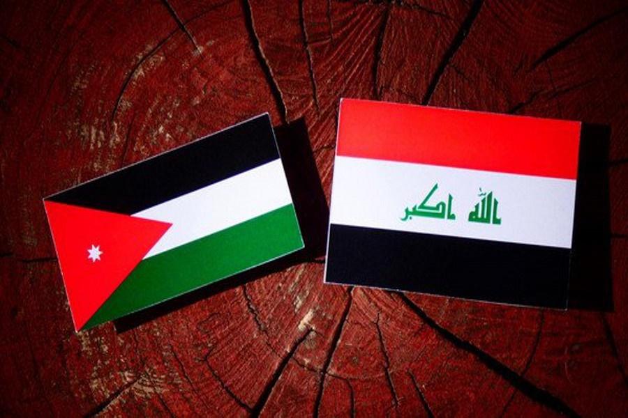عراق و اردن توافقنامه نظامی - امنیتی امضا کردند