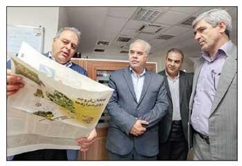 بازدید روزنامه همشهری