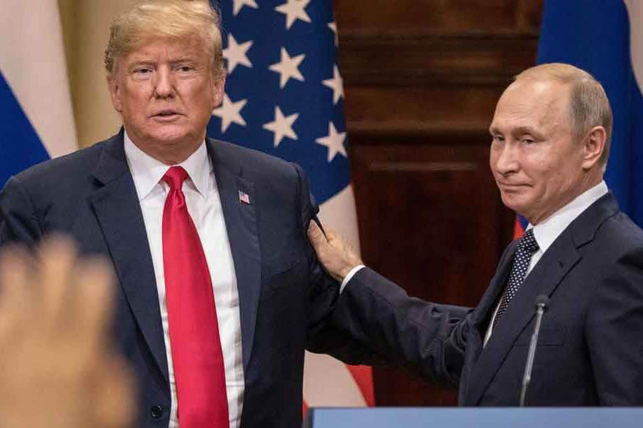 ترامپ به تبانی نافرجام انتخاباتی با روسیه اعتراف کرد