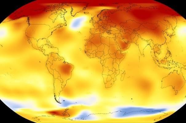 زمین به گلخانهای گرم تبدیل میشود