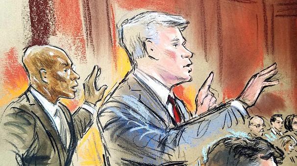 مشاور پیشین ترامپ علیه رئیس ستاد انتخاباتی او شهادت داد