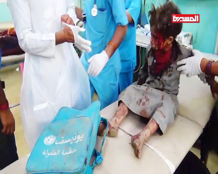 ایران جنایت هولناک سعودیها در یمن را بهشدت محکوم کرد