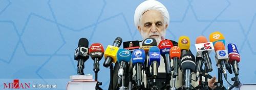 یکشنبه ۲۱ مرداد  | گزارش مشروح نشست خبری سخنگوی قوه قضائیه