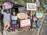 نخستین اعتصاب آموزگاران نیوزیلندی در ۲۴ سال اخیر