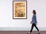 حراج نخستین پوستر تاریخ سینما پس از ۱۲۳ سال