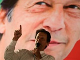 عمران خان نخست وزیر پاکستان شد